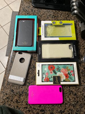 IPhone 6 Plus cases -new for Sale in Hawthorne, CA