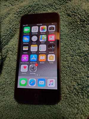 Ipod touch 6th gen (latest generation) for Sale in Appleton, WI