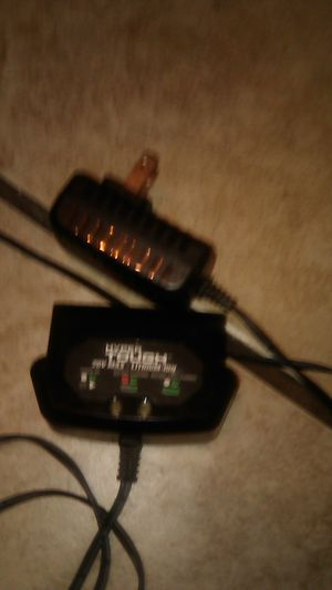 HYPER TOUGH 20V MAX LITHIUM BATTERY CHARGER for Sale in Laveen Village, AZ