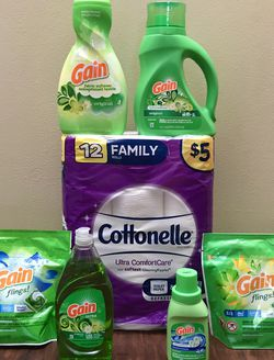 Gain Detergent Bundle for Sale in Longwood,  FL