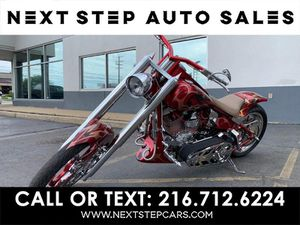 1989 Custom Hardtail Harley Davidson Based Motorcycle for Sale in Parma, OH