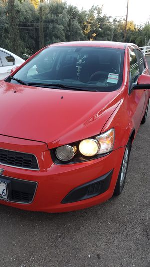 Chevy sonic 2014 clean title for Sale in Lakeside, CA