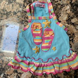 Sandals Dog Dress for Sale in Bakersfield, CA