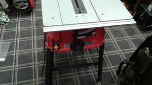 Hyper tough table saw for Sale in Las Vegas, NV