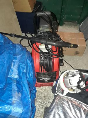 Snap on electric pressure washer for Sale in Everett, WA