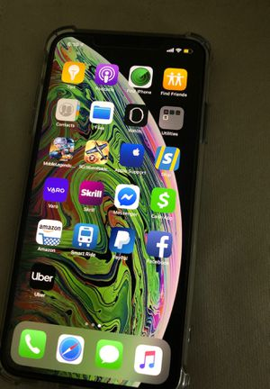 iPhone XS Max 256G open to all network for Sale in San Francisco, CA