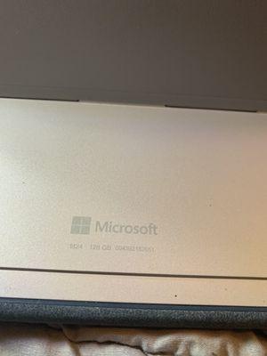 "Microsoft Surface Go Model 1824 intel Pentium Gold 4415Y Processor 10"" 1800 x 1200 IGZO LCD Display w/ Metal Mesh Touchscreen 4GB LPDDR3-1866 SDRAM, for Sale in Chandler, AZ"