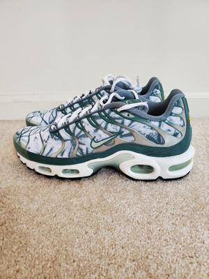 Nike Air Max Plus Palm Pack Men Size 9 9.5 10 for Sale in Algonquin, IL