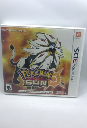 Pokémon Sun Nintendo 3DS for Sale in Corona, CA