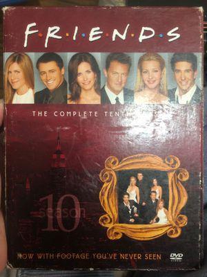 Friends season 10 for Sale in Conroe, TX