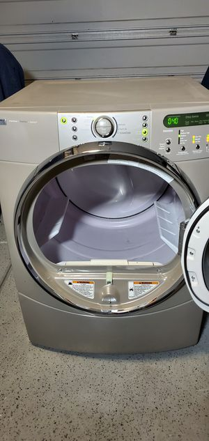 Kenmore Elite Steam Care Gas Dryer Stackable Or Side By Side for Sale in Ontario, CA