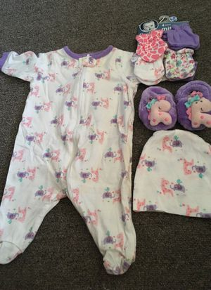 Baby Clothes newborn and 0-3 for Sale in Denver, CO