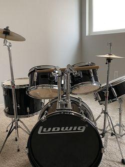Ludwig Junior Drum set for Sale in Corona,  CA