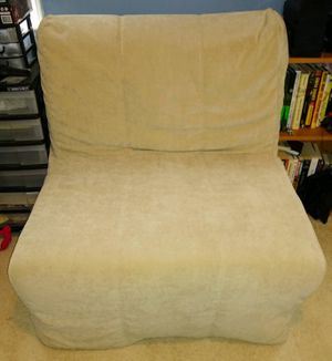 Ikea Chair With Fold Out Bed for Sale in Raleigh, NC