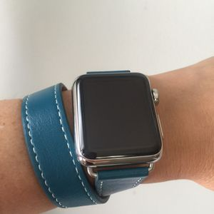 42mm/44mm Apple Watch Double Tour Band Strap for Sale in Los Angeles, CA