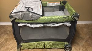 Chicco lullaby playpen for Sale in Burleson, TX
