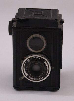 1930's Voightlander Brilliant TLR Camera for Sale in Detroit, MI
