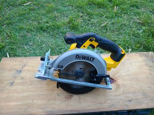 Dewalt circular saw 20v for Sale in Wheaton, MD
