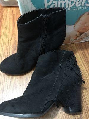 Qupid Fringe Booties for Sale in Salem, OR
