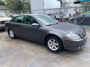 2006 Nissan Altima 2.5 S, Mechanics Special!! Engine Service Light on. Coil #3, Needs front struts, Motor is still strong. Needs Radio, minor TLC. 1 for Sale in Trenton, NJ