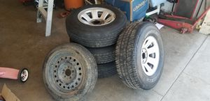 5 lugs rims ford ranger for Sale in Hemet, CA