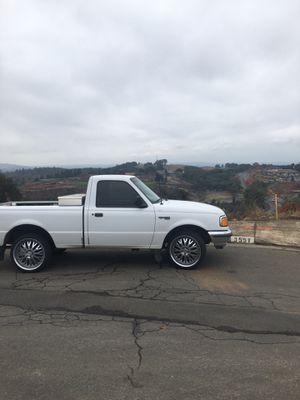 Ford ranger for Sale in Healdsburg, CA