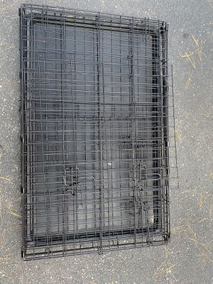 Dog crate medium size for Sale in Holden, MA