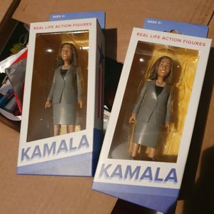 Kamala Harris Action Figure for Sale in Los Angeles, CA