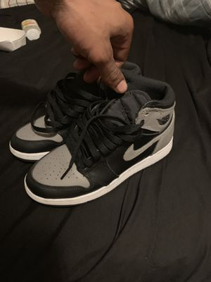Jordan retro 1 shadow size 4.5y for Sale in Cleveland, OH