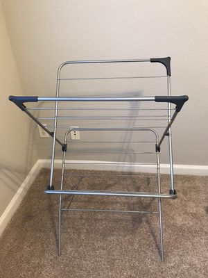Cloth rack for hanging for Sale in Morrisville, NC