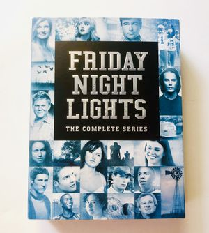 Friday Night Lights: The Complete Series (5 SEASONS) BOXED SET for Sale in Orlando, FL