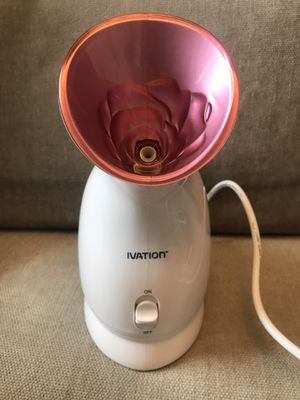 Ivation Facial Steamer for Sale in Chicago, IL