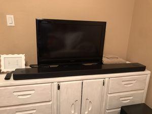 LG SK10Y Atmos Soundbar/Sub + Rear Speakers w/ Stands for Sale in Mesa, AZ