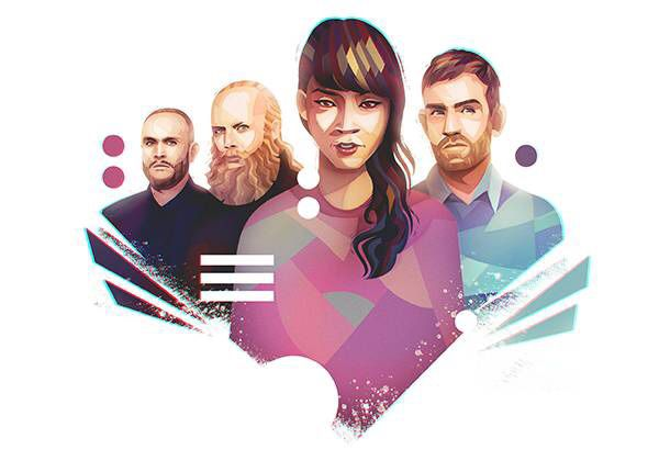 Little Dragon - 2 tickets for Oct 17 show $80 total