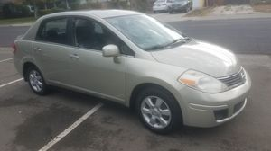 2008 NISSAN VERSA..LOW MILES!!! for Sale in Fairfield, CA