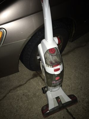 Hoover bare floor steamer vacuum only 50 Firm for Sale in Glen Burnie, MD