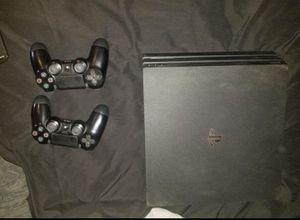 PS4 pro for Sale in Denver, CO
