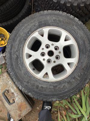 Jeep tire for Sale in Springfield, VA