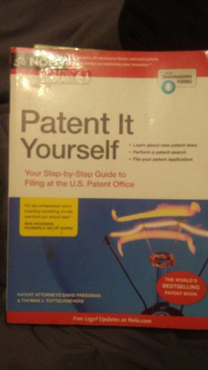Patent books for Sale in Prineville, OR