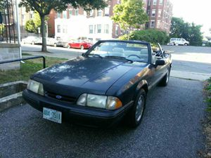 88 Mustang convertible LX for Sale in Somerville, MA