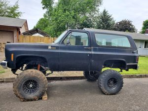 1978 Chevy K5 blazer for Sale in Lafayette, OR