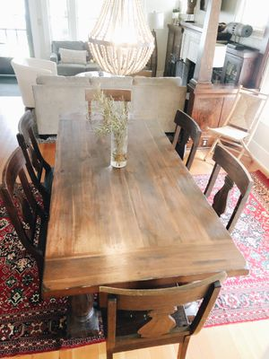 World Market dining table & chairs for Sale in Bend, OR