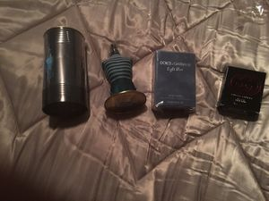 Three great fragrances for men authentic each bottle firm price for Sale in Philadelphia, PA