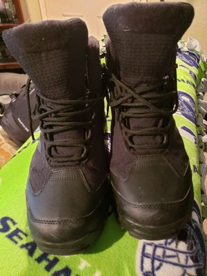 Adidas trekk boots 10.5 for Sale in Everett, WA