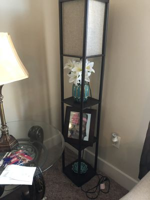 Small lamp shelf for Sale in Forest Park, GA
