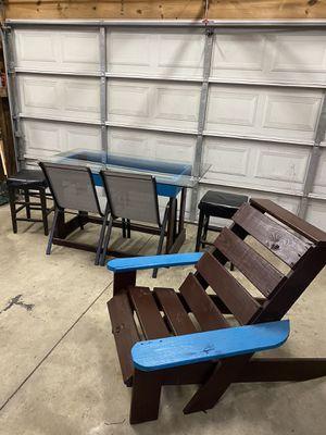 Deck furniture for Sale in Hampton, VA