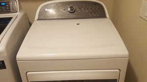 Washer and dryer set 400$ works perfect never had problems little scratched 200$ each for Sale in Quincy, CA