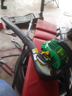 Green Gas Blower for Sale in Lakeland, FL