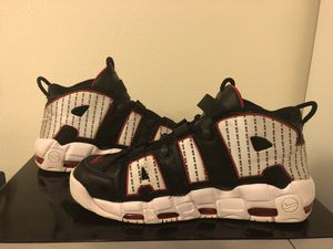 Uptempo Chicago Bulls for Sale in Longview, WA