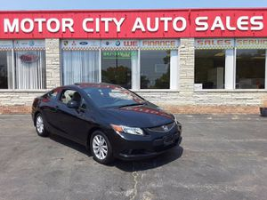 2012 Honda Civic Cpe for Sale in Waukegan, IL